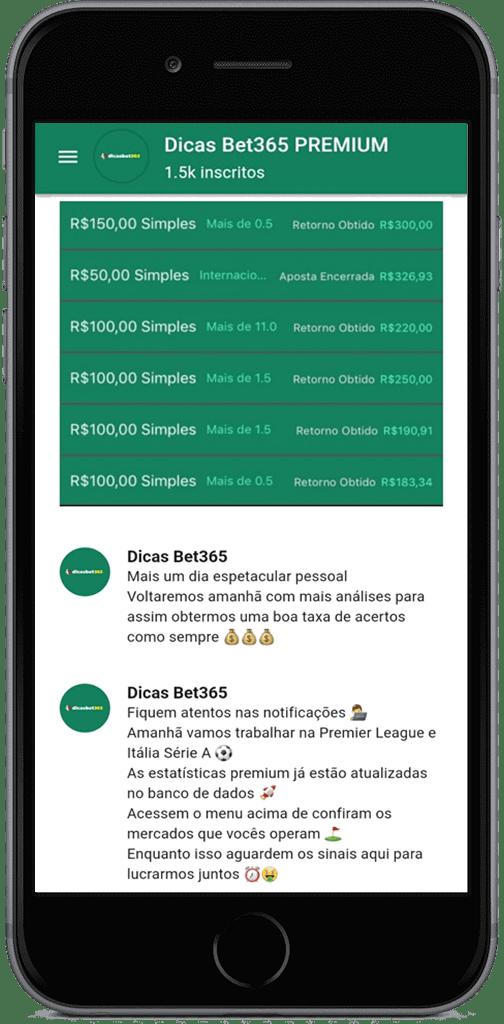 Grupo de apostas pata dicas bet365