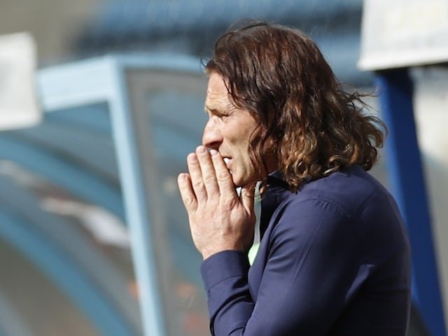 Wyethbe Wanderers manager Gareth Ainsworth, photographed in September 2020